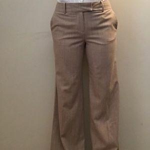 Ann Taylor Wool Pant (Size 4)